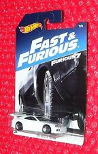 2017 Hot Wheels Fast and Furious '94 Toyota Supra  #7 DWF71-0910