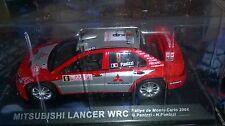 RALLYE MONTE CARLO MITSUBISHI LANCER WRC 2004 Neuf en boite