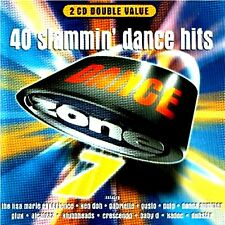 CDx2 - Dance Zone Level Seven (VARIOUS DANCE) NEW STORE STOCK