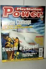 RIVISTA PLAYSTATION POWER ANNO 2 NUMERO 8 GIUGNO 1997 USATA ED ITA VBC 47089