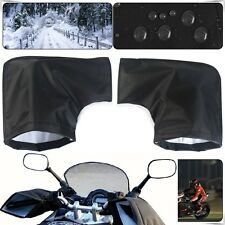 Bike Bicycle Motorcycle Handle Bar Muffs Motorbike Hand Protection Mitts Gloves