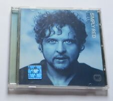 "SIMPLY RED - BLUE "" 13 SONGS (NIGHT NURSE) CD"