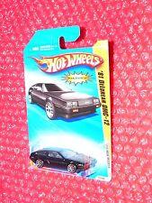 2010 Hot Wheels New Models  '81 DeLorean DMC-12  #15  R0931-B9A0A   black