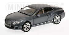 Minichamps 2011 BENTLEY CONTINENTAL GT GREY 1:18**Last One**