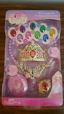 Barbie My 12 Dancing Princesses Interchangeable Birthstone Jewelry Set NIB