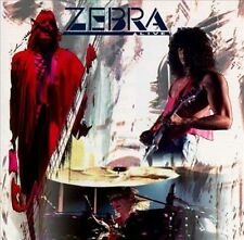 Live by Zebra (CD, Apr-1990, Atlantic (Label)) - Randy Jackson, Led Zeppelin