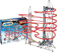 Marble Run Eitech C600 Run' N' Roll Metal Construction Building Toy Steel Model