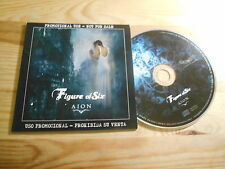 CD METAL figure of six-Aion (9 chanson) promo locomotive rec CB