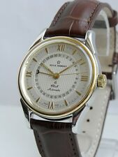 REVUE THOMMEN Le Club Automatic watch ETA 2836-2 Ref 10010.2542 Bicolor case