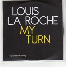 (GH936) Louis La Roche, My Turn - feat Yann Destal - 2010 DJ CD