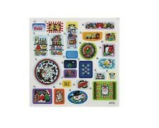 NEW~ FISHER PRICE Little People Christmas Home STICKER DECAL LABEL Replacement