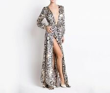 Celeb CB House of Jewels Tiger Kaftan Dress Size 6 8 10 and 12 Available