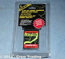 TYCO R/C 6.0V Jet Turbo Premium NiCd Battery Pack NEW Factory Sealed