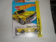 L@@K Datsun 620 Hot Wheels 2015 Kmart Days Excl. Yellow #125/250