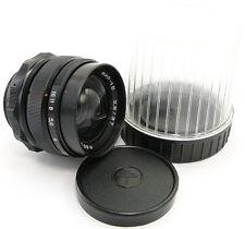 MIR-1 2.8/37 USSR Wide Angle Lens Micro 4/3 MFT Mount Panasonic Lumix Camera #1