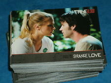 TRUE BLOOD 'Premiere Edition' Collect Base Set of 98 Trading Cards Sookie Stackh