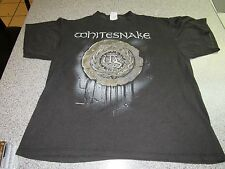 WHITESNAKE 1988 VINTAGE CONCERT TOUR TEE SHIRT XL THIN AND SOFT VERY RARE