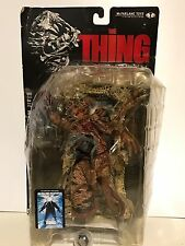 McFarlane Toys Norris Creature Spider The Thing Movie Maniacs Action Figure