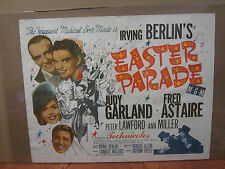 Vintage Irving Berlin's Easter Parade reprint poster movie musical 3763