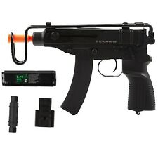 ASG Airsoft CZ Scorpion Vz61 Full Auto Sub-Machine Gun AEG SMG Battery & Charger