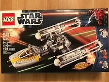 NEW LEGO Star Wars - 9495 - Gold Leader's Y-wing Starfighter - 458 pcs