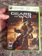 "XBOX 360: ""Gears of Wars 2"" - EXCELLENT, COMPLETE! See Pics!"