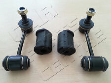 FOR LEXUS IS200D IS220D IS250C IS250 REAR STABILISER ANTIROLL BAR LINKS D BUSHES