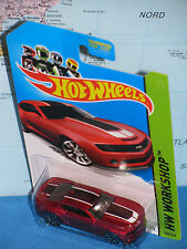 HOT WHEELS 2013 CHEVY CAMARO SPECIAL EDITION #202/250 HW WORKSHOP BRAND NEW RARE