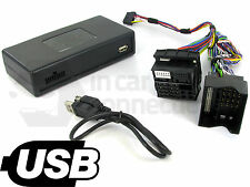 FORD Fiesta Galaxy S-Max C-Max Adattatore USB Interfaccia ctafousb005 in auto MP3
