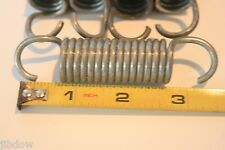 "Heavy Duty Extension Springs 3.5"" Lot of 5 NEW  (Rebounder Trampoline)"