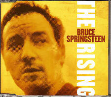 CD SINGLE promo BRUCE SPRINGSTEEN the rising AUSTRIA 2002 1-TRACK MINT