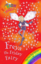 Freya the Friday Fairy by Daisy Meadows (Paperback, 2006)