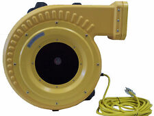 1.5 HP Zoom XLT, Inflatable Bounce House Blower, Air Mover Fan