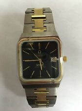Omega Constellation Stainless And 18k Automatic Watch Men's