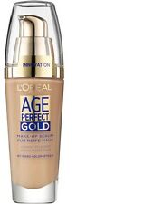 LOREAL AGE PERFECT GOLD FOUNDATION # 180 GOLDEN BEIGE
