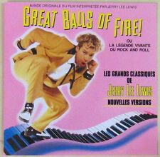 Great Balls of fire CD (BOF) 1989