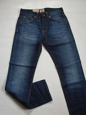 JEANS EDWIN  ED 80 SLIM  ( quartz cotton - blue heavy  ) W33 L32 ( i011701 238 )