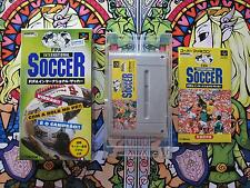FIFA INTERNATIONAL SOCCER NINTENDO SUPER FAMICOM NTSC JAPAN COMPLETO