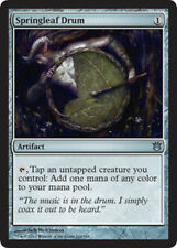 Born of the Gods Springleaf Drum - Foil x1 Light Play, Japanese Magic Mtg M:tG