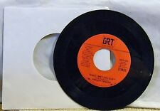 FREDDY FENDER SINCE I MET YOU BABY 45 RPM RECORD VG