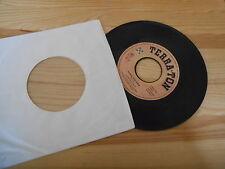"""7"""" VA Birgit Anderson / Moonlights - Split 7"""" Schallfolie TERRA TON -disc only -"""