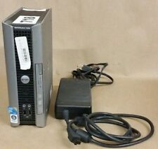 Dell OptiPlex 760 USFF Core 2 Duo E7400 @ 2.80 GHz 2GB 160GB HDD DVD/RW DCTR