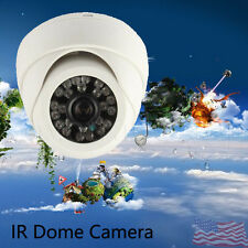 700TVL CCTV Video IR Night Security Surveillance Camera Dome Outdoor System NTSC
