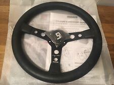 Magnus Walker Drivers Edition MOMO Steering Wheel New In Box Porsche Prototipo