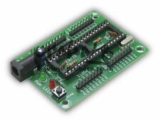 8051 Evaluation Project Deveopment  Board for AT89S51/52 AT89C51/52  + FREE SHIP