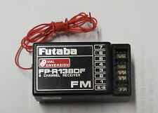 FUTABA FP.R138DF DUAL CONVERSION 8 CHANNEL RECEIVER 35 MHZ GOOD CONDITION
