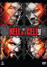 WWE: Hell in a Cell 2014 (DVD, 2014, Canadian)