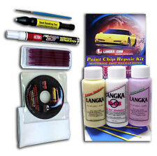 Langka Paint Chip Repair Kit & Chip and Scratch Repair Accessories Bundle