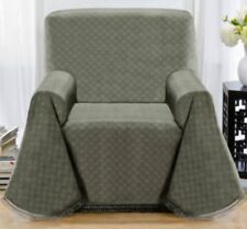 """MATRIX  """"NON-SLIP"""" THROW CHAIR COVER-----COMES IN 3 COLORS-----VISIT OUR STORE"""