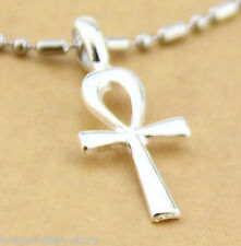 The wholesale price of silver color cross pendant necklace